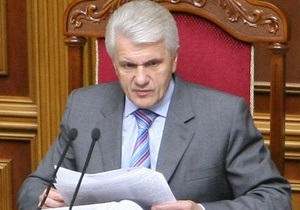 Литвин отложил подписание закона о запрете рекламы табака