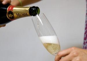 Продажи шампанского в ходе Олимпиады в Великобритании подскочили на 35%