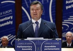 Депутат Бундестага о выступлении Януковича в ПАСЕ: Частично, то, что говорилось, было ерундой