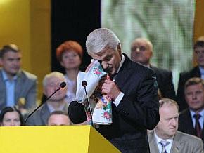 Литвин: Каким должен быть президент? Пишите портрет, я перед вами