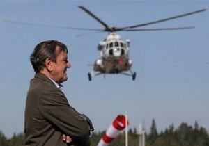 Путин поблагодарил Шредера за поддержку проекта Северный поток