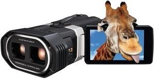 FoxMart  представляет эксклюзивную новинку на розничном рынке – 3D-видеокамеру JVC GS-TD1