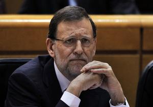 Би-би-си: Испанский премьер признал ошибки, но не коррупцию