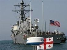 В Грузию пришел американский флот