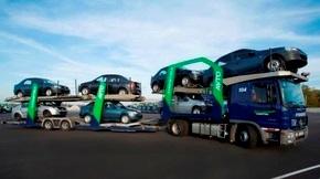 Компания «Автологистика» осуществляет перевозки автомобилей по Украине малыми партиями!
