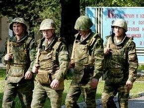 Пойман вооруженный солдат, бежавший из части в Ленобласти