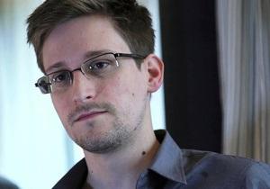 Сноуден: американские спецслужбы следят за журналистами