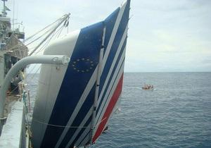 У берегов Бразилии найдены обломки авиалайнера, разбившегося в 2009 году
