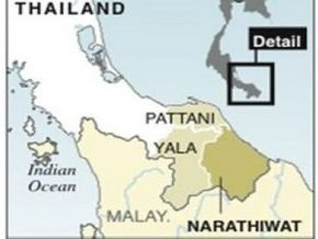 На юге Таиланда прогремела серия взрывов: есть жертвы