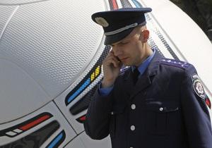 Донецкие гаишники помогли английским фанатам вовремя попасть в аэропорт