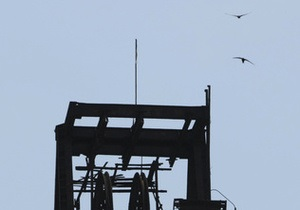 В Луганской области на нерабочей шахте погибли три проходчика