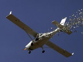 В Бразилии разбился легкомоторный самолет с четырьмя людьми на борту