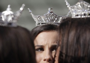 На конкурсе Мисс Швейцария произошел конфуз