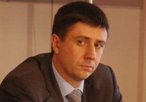 Кириленко: Проект коалиционного соглашения ПР затрудняет формировать коалицию