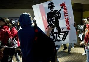 В канадском Квебеке запретили студенческие протесты
