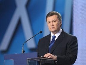 Янукович: Власть не будет указывать, на каком языке должны говорить учителя