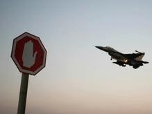 Истребитель США нарушил воздушное пространство Ирана