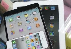 Доля Apple на рынке планшетов упала до 50,4%