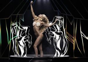 Lady GaGa показала новый клип