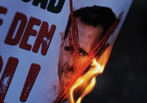 Оппозиция заявила, что не соглашалась передать власть соратнику Асада