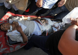 Египет - В столкновениях в Каире погибло уже более 70 человек, около тысячи раненых