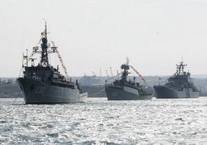 День флота Украины: в Севастополе начался парад кораблей