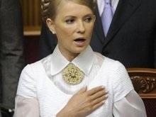 Тимошенко намекнула, что будет баллотироваться в Президенты