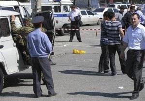 В Махачкале подорвали автомобиль с министром политики Дагестана: погиб водитель