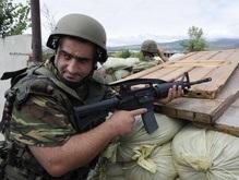 Власти Южной Осетии заявляют о скоплении войск Грузии у своей границы
