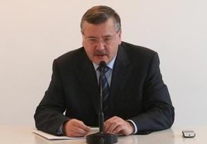 Гриценко: Программу Кабмина писали, как письмо из Простоквашино