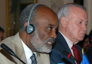 Президент Гаити: Остров не находится под опекой США