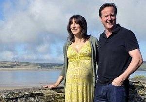 У британского премьер-министра родился четвертый ребенок