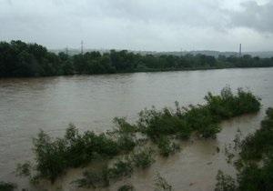 Синоптики прогнозируют повышение уровня воды в реках на западе Украины