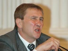 Черновецкий призвал депутатов объединиться против финансового кризиса