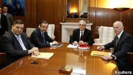 Греческие власти не договорились об условиях помощи от ЕС