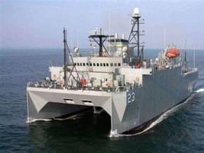 Американское судно следило в Южно-Китайском море за подлодками