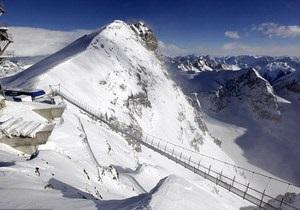 В Швейцарии открыли самый страшный мост в мире