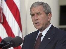 Буш сказал свое слово о конфликте на Кавказе