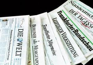 Frankfurter Allgemeine: В Киеве Меркель может захлопнуть едва приоткрытую дверь