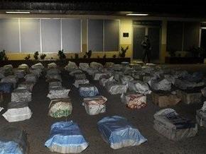 У берегов Гватемалы задержали подлодку с 10 тоннами кокаина
