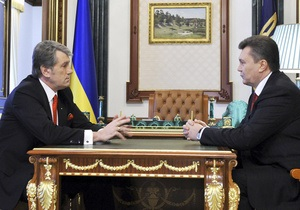 Депутат: Янукович за два месяца сделал больше, чем Ющенко за пять лет