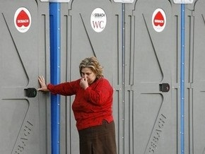 В Австралии женщина на неделю застряла в туалете