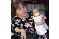 70-сантиметровая американка родила второго ребенка