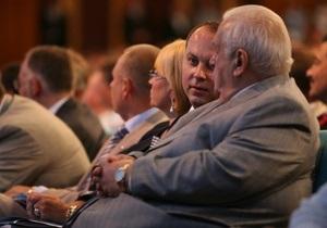 Шуфрич заверил, что Рада не вернет полноту президентской власти времен Кучмы