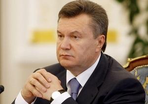 Янукович назначил новых послов в Австрии и Франции