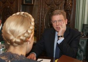 В Украине наступило самое тяжелое время испытаний для демократии - Тимошенко