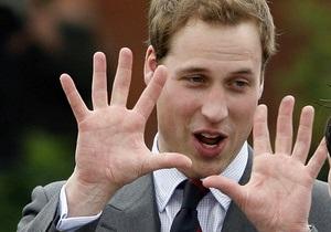 Полицейский открыл стрельбу возле дома принца Уильяма