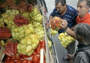 DW: Украинцы не могут позволить себе экологически чистые продукты