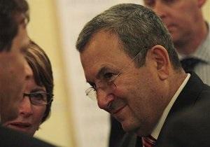 Министр обороны Израиля считает, что Иран может заполучить ядерное оружие в 2011 году