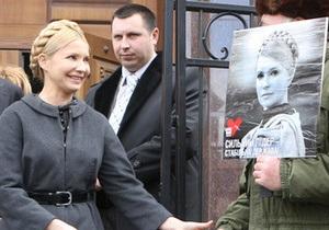 Тимошенко вышла из Генпрокуратуры: Следователи зашли в тупик